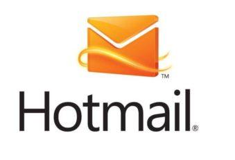 sepa cómo Crear un correo electrónico Hotmail